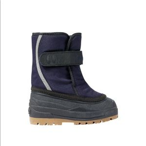 Toddlers' LL Bean Northwoods Boots in Black Size 8